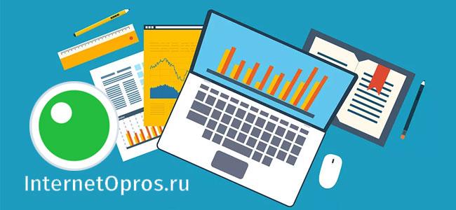 Заработок в проекте InternetOpros