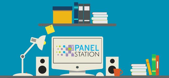 The Panel Station – популярный опросный проект