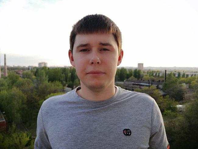 Фотография автора и владельца сайта